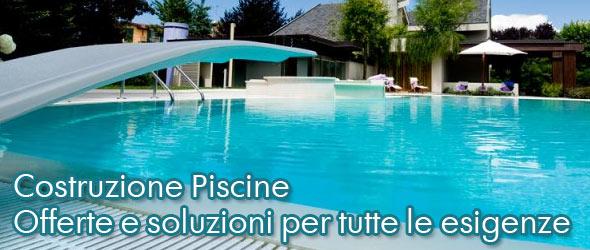 Costruzione piscine realizzazione e progettazione piscine for Piscine prefabbricate interrate prezzi