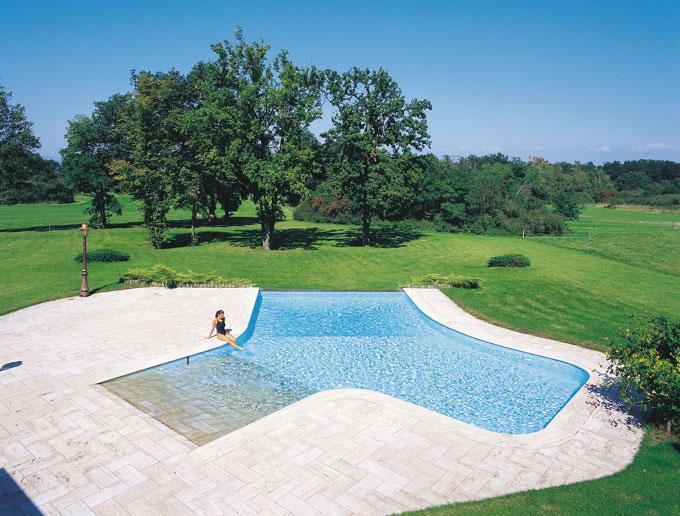 Prezzi piscine interrate costruzione piscine - Piscine on line ...